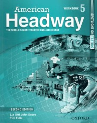 �N���b�N����ƁuAmerican Headway Second Edition Level 5 Workbook with Spotlight on Testing�v�̏ڍ׏��y�[�W�ֈړ����܂�