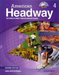 �N���b�N����ƁuAmerican Headway Second Edition Level 4 Student Book with Multi-rom�v�̏ڍ׏��y�[�W�ֈړ����܂�