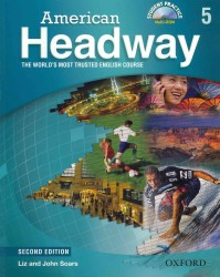 �N���b�N����ƁuAmerican Headway Second Edition Level 5 Student Book with Multi-rom�v�̏ڍ׏��y�[�W�ֈړ����܂�