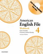 �N���b�N����ƁuAmerican English File Level 4 Workbook with Multi-rom�v�̏ڍ׏��y�[�W�ֈړ����܂�