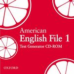 �N���b�N����ƁuAmerican English File Level 1 Test Generator Cd-rom�v�̏ڍ׏��y�[�W�ֈړ����܂�