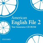 �N���b�N����ƁuAmerican English File Level 2 Test Generator Cd-rom�v�̏ڍ׏��y�[�W�ֈړ����܂�