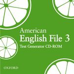 �N���b�N����ƁuAmerican English File Level 3 Test Generator Cd-rom�v�̏ڍ׏��y�[�W�ֈړ����܂�