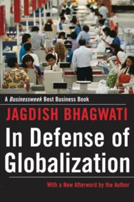 In Defense of Globalization (Reprint)