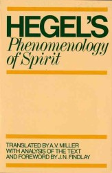 Phenomenology of Spirit