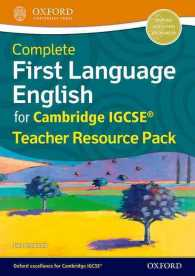 First Language English for Cambridge IGCSE Teacher Resource Pack