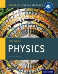 Physics Course Companion, 2014 (Oxford Ib Diploma Programme)