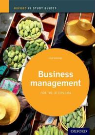 Business Management 2014 : For the Ib Diploma (STG)