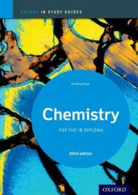 Chemistry for the IB Diploma (Oxford Ib Study Guides) (STG)