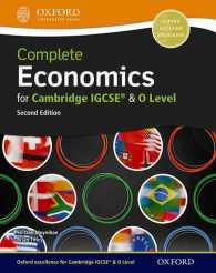 Complete Economics for Cambridge Igcserg and O-level + Cd-rom (2 PAP/CDR)