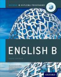 IB Diploma Programme : English B, Course Companion