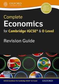 Economics for Cambridge Igcserg and O Level : Revision Guide