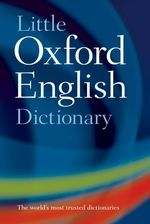 Little Oxf Dictionary Export Ed 9e P