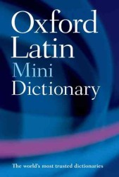 Oxford Latin Mini Dictionary (MIN BLG)