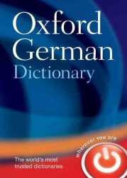 Oxford German Dictionary (3RD)