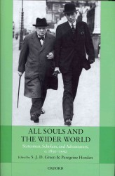 �N���b�N����ƁuAll Souls and the Wider World : Statesmen, Scholars, and Adventurers, c. 1850-1950�v�̏ڍ׏��y�[�W�ֈړ����܂�