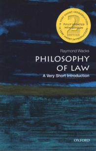 Philosophy of Law : A Very Short Introduction (Very Short Introductions) (2ND)