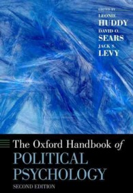 The Oxford Handbook of Political Psychology (2ND)