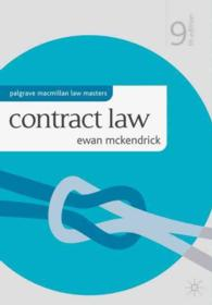 Contract Law (Palgrave Macmillan Law Masters) (9TH)