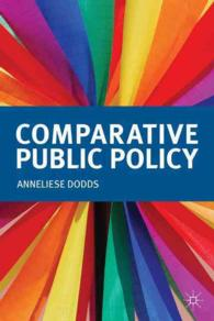Comparative Public Policy