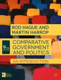 Comparative Government and Politics: An Introduction (Comparative Government and Politics) (9TH)