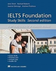 Ielts Foundation : Study Skills Pack -- Mixed media product