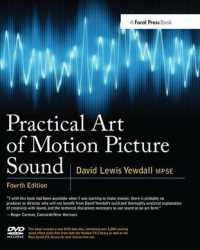 Practical Art of Motion Picture Sound (4 PAP/DVDR)