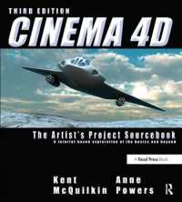 Cinema 4D : The Artist&#039;s Project Sourcebook (3 PAP/DVDR)