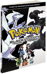 Pokemon Black & Pokemon White Versions : The Official Pokemon Strategy Guide