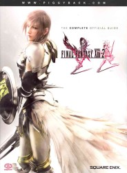 Final Fantasy XIII-2 : The Complete Official Guide