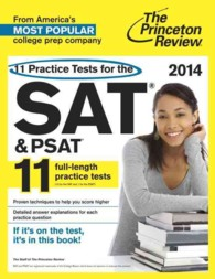 11 Practice Tests for the SAT & PSAT 2014 (11 Practice Tests for the Sat and Psat)