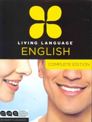 Living Language English (9-Volume Set) : Beginner through Advanced Course <9 vols.> (9 vols.) (BOX PAP/CO)