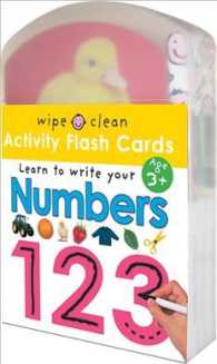 Numbers 1, 2, 3 : Learn to Write (Wipe Clean) (CRDS)