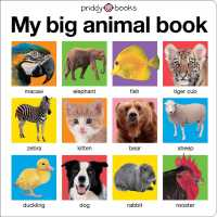 My Big Animal Book (My Big Board Books) (BRDBK)