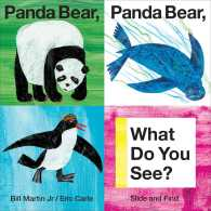 Panda Bear, Panda Bear, What Do You See? (Slide and Find) (BRDBK REP)