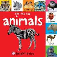 Animals (Bright Baby Lift-the-tab) (BRDBK)