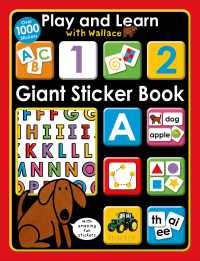 Play and Learn with Wallace : Giant Sticker Book (ACT STK)