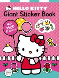 Hello Kitty Giant Sticker Book (Hello Kitty) (CSM STK)