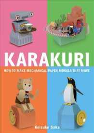 Karakuri : How to Make Mechanical Paper Models That Move