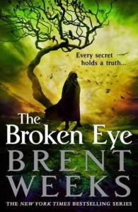 The Broken Eye (Lightbringer)