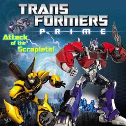 Attack of the Scraplets! (Transformers) (MTI)