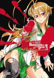Highschool of the Dead 1 : Full Color Edition (Highschool of the Dead)