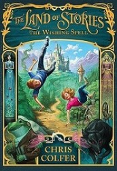 The Land of Stories : The Wishing Spell ( OME ) (INTERNATIONAL)