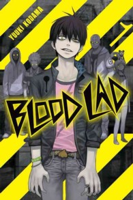 Blood Lad 1 : I Was a Skeleton (Blood Lad)