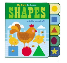 My Turn to Learn Shapes (My Turn to Learn) (BRDBK)