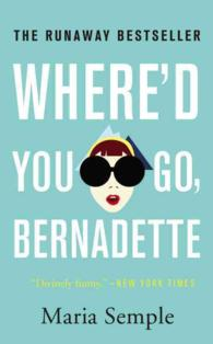 Where'd You Go, Bernadette (Special)