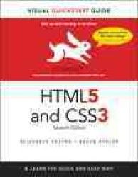 Html5 and Css3 (Visual Quickstart Guides) (7 Original)