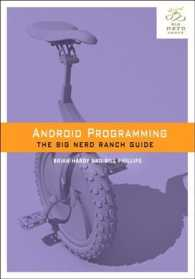 Android Programming : The Big Nerd Ranch Guide (Big Nerd Ranch)