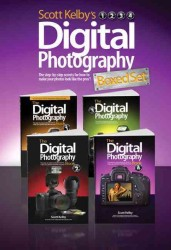 Scott Kelby's Digital Photography (4-Volume Set)