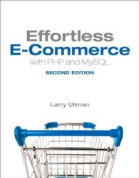 Effortless e-Commerce with PHP and MySQL (Voices That Matter) (2ND)